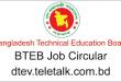 bteb job circular 2021